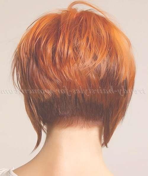 Bob Haircut – Graduated Bob Hairstyle | Trendy Hairstyles For Intended For Graduated Bob Hairstyles (View 21 of 25)