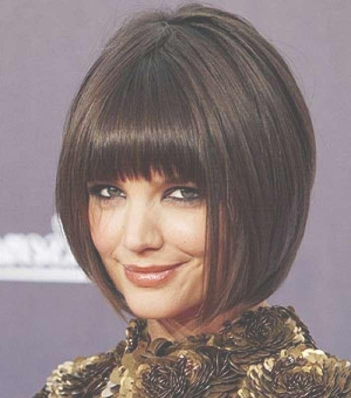 Bob Haircuts With Bangs 2014 – Hairstyle Fo? Women & Man For Bob Hairstyles With Bangs (View 10 of 25)