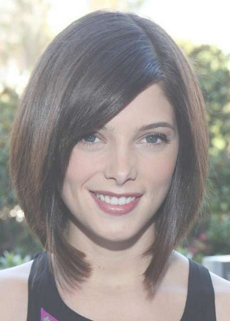 Bob Haircuts Without Bangs – Hairstyle Fo? Women & Man Intended For Bob Haircuts Without Fringe (View 17 of 25)