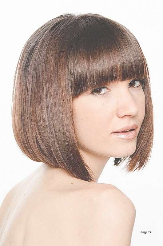Bob Hairstyle : Full Fringe Bob Hairstyles Awesome 14 Medium Bob With Regard To Full Bob Haircuts (View 9 of 25)