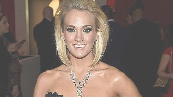 Bob Hairstyle : Inspirational Carrie Underwood Bob Hairstyle Bob Inside Carrie Underwood Bob Haircuts (View 6 of 25)
