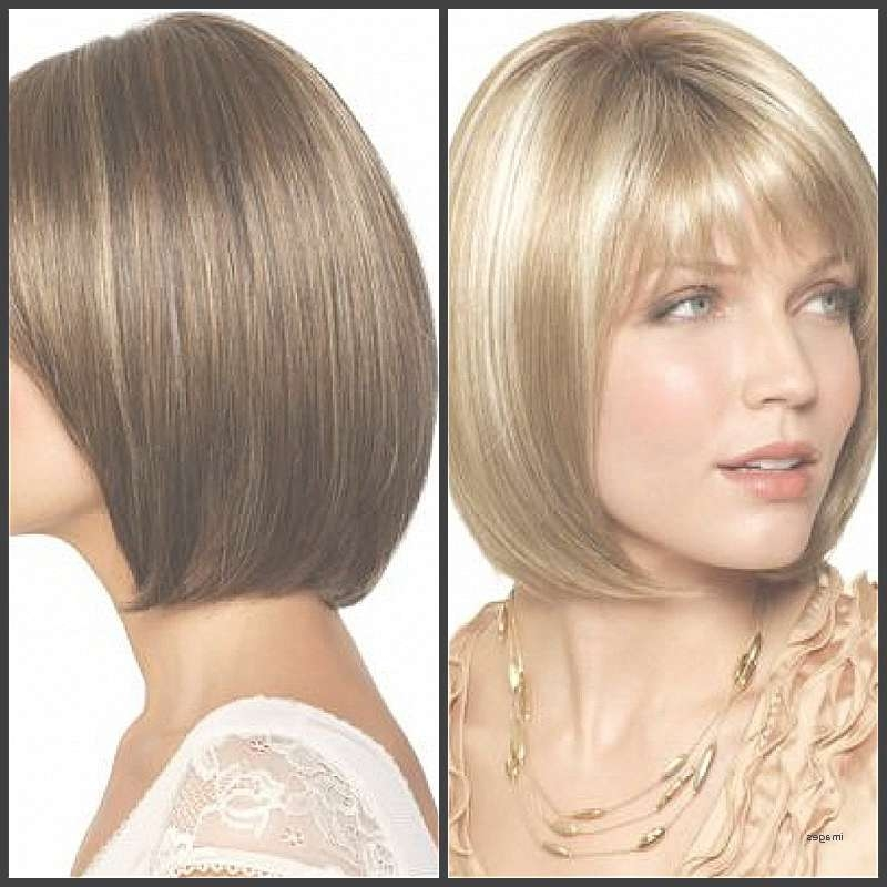 Bob Hairstyle : Long Bob Hairstyles With A Fringe Unique Women With Unique Bob Hairstyles (View 10 of 25)