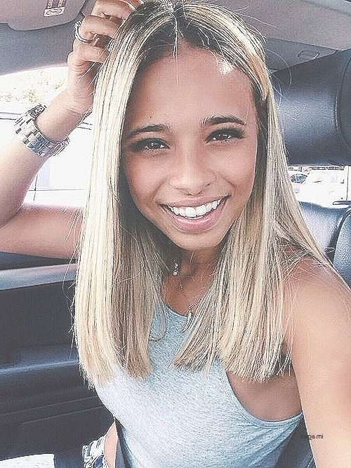 Bob Hairstyle : Medium Length Blunt Bob Hairstyles Beautiful Best Intended For Latest Blunt Medium Hairstyles (View 17 of 25)