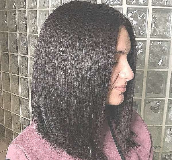 Bob Hairstyle : Medium Length Inverted Bob Hairstyles Awesome Long For Best And Newest Medium Haircuts That Cover Your Ears (View 9 of 25)