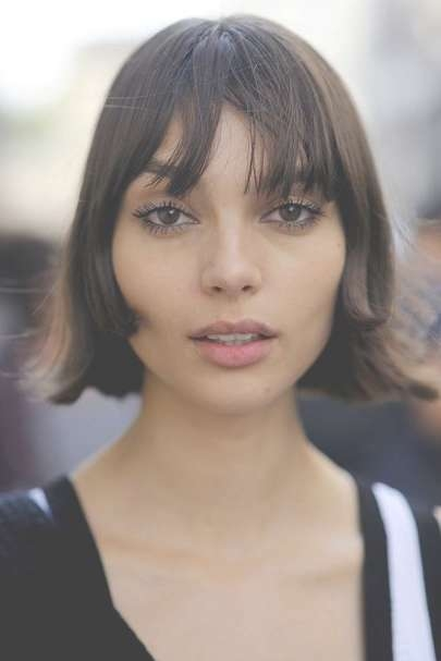 Bob Hairstyles, Hair Trends & Ideas From Celebrities | Glamour Uk Within Celebrity Bob Haircuts (View 16 of 25)