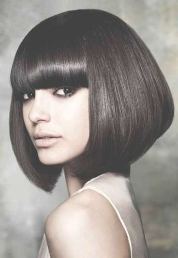 Bob Hairstyles With Fringe – Bob Hairstyles: Choose The Right Bob In Bob Hairstyles With Fringe (View 14 of 25)