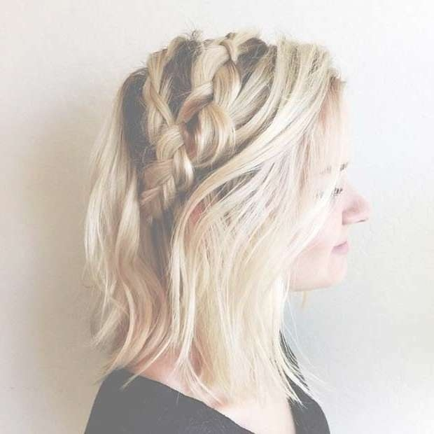 Boho Hairstyles For Medium Hair | Justswimfl Inside Recent Boho Medium Hairstyles (View 10 of 25)