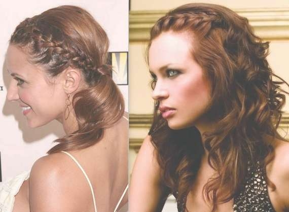 Bridesmaid Hairstyles For Medium Length Hair 36 – Stylish Eve Throughout 2018 Medium Hairstyles Bridesmaids (View 16 of 25)