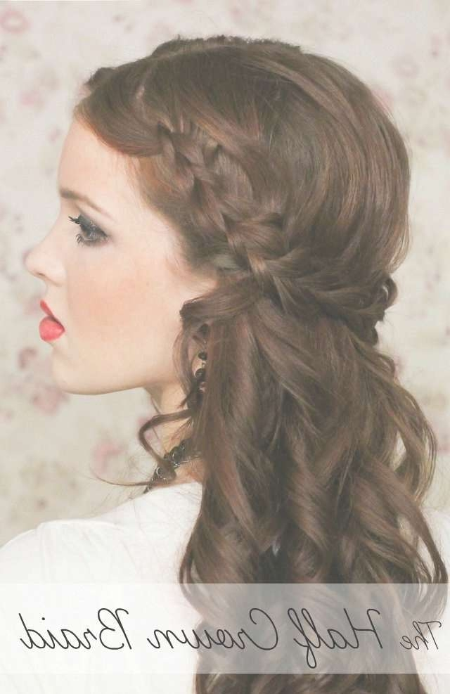 Bridesmaid Hairstyles Medium Hair With Regard To Newest Wedding Medium Hairstyles (View 13 of 25)
