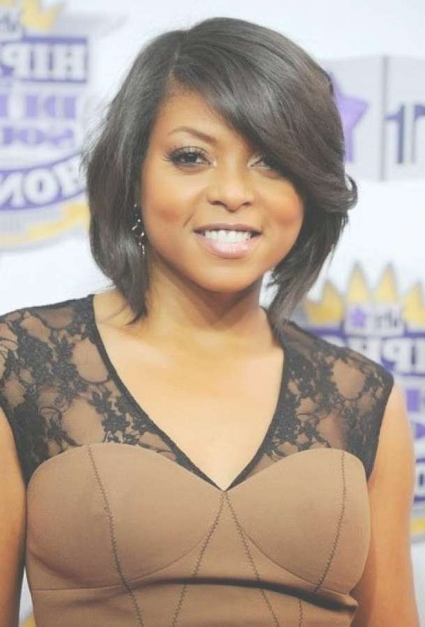 Case: Short Bob Haircuts For Black Women Pertaining To Newest Really Medium Haircuts For Black Women (View 13 of 25)