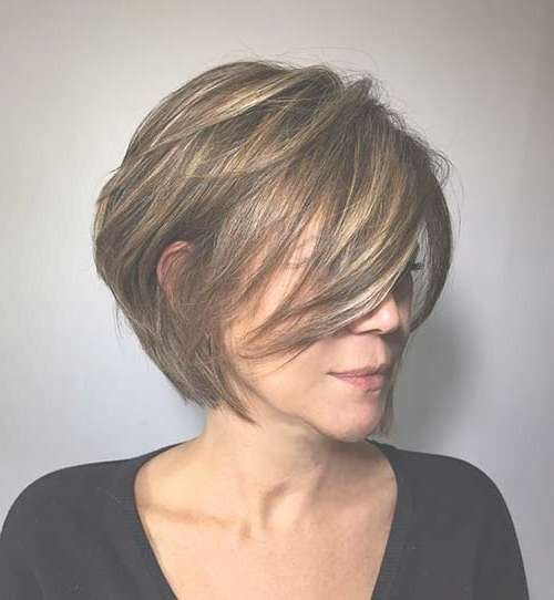 Casual Bob Haircuts For Chic Ladies | Short Hairstyles 2016 – 2017 With Regard To Modern Bob Haircuts (View 3 of 25)