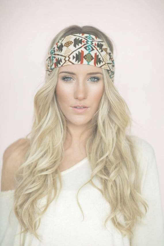 Celebrity Hairstyles: Different Hairstyles With Cloth Headband Inside Best And Newest Cute Medium Hairstyles With Headbands (View 9 of 15)