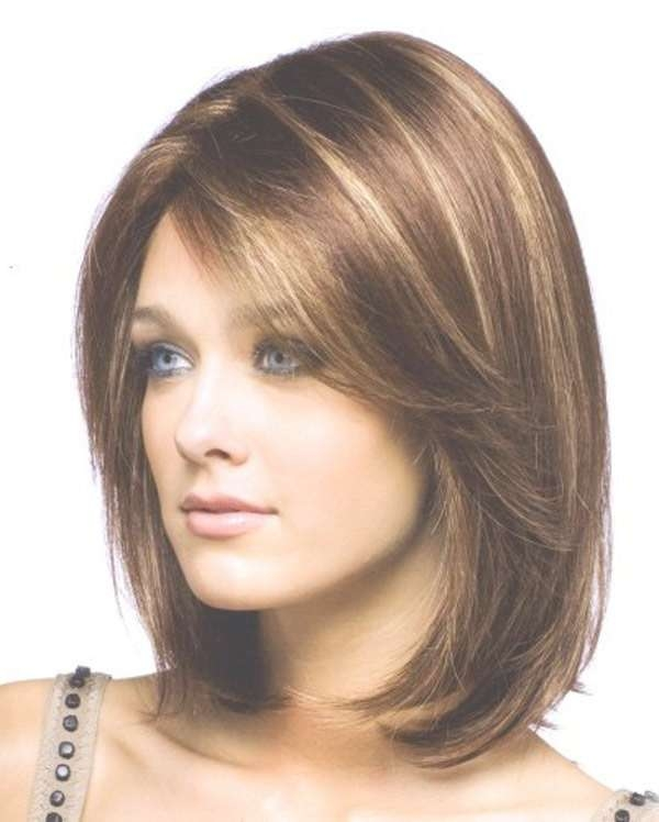 Chic Inspiration Must Try Fall Hairstyles Pertaining To Most Popular Fall Medium Hairstyles (View 8 of 25)