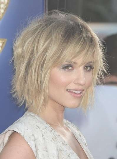 Featured Photo of Choppy Medium Haircuts For Fine Hair