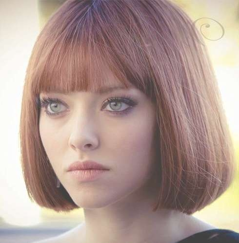 Classic Bob Hairstyle – Hairstyle Fo? Women & Man Throughout Classic Bob Hairstyles (View 15 of 25)