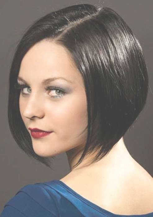 Classic Short Sleek Bob Hairstyle For Women – Pretty Designs With Classic Bob Hairstyles (View 17 of 25)