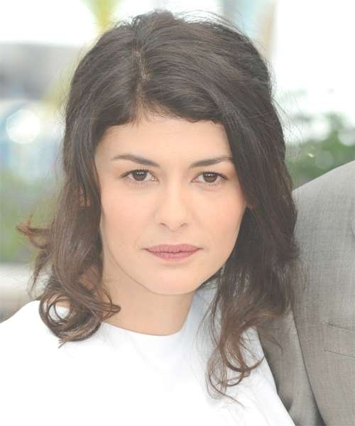 Classify French Actress Audrey Tatou [Archive] – The Apricity Inside Most Up To Date Audrey Tautou Medium Haircuts (View 11 of 25)