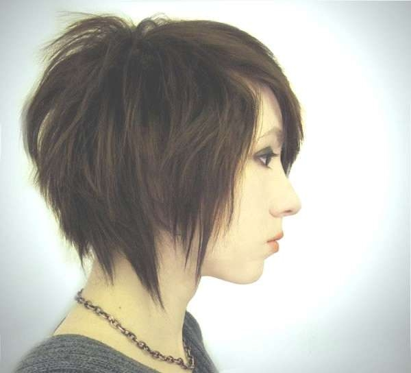Cool Edgy Hairstyles Haircuts << Anime Cosplay Hirstyle In Anime Bob Haircuts (View 13 of 25)