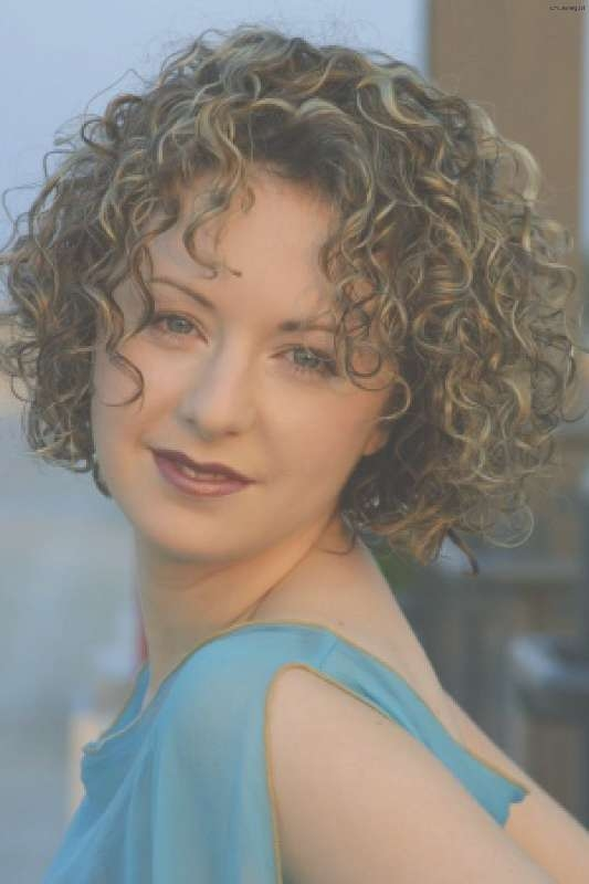 Curly Bob Haircuts 2013 – Fashion Trends Styles For 2014 Regarding Latest Naturally Curly Medium Hairstyles (View 6 of 15)