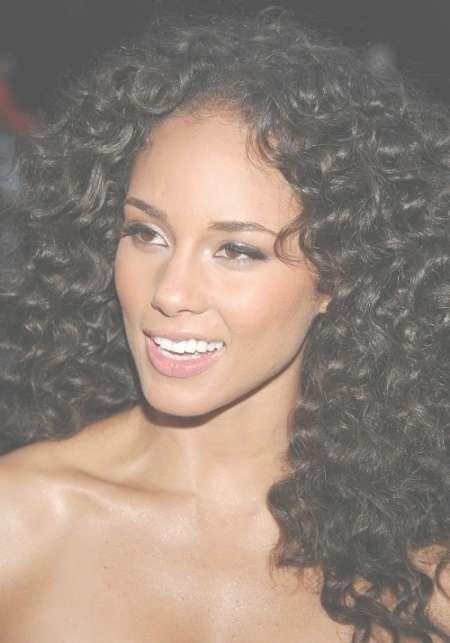 Curly Weave Hairstyles Black Women, Hairstyles: Natural Hairstyles Regarding Newest Curly Medium Hairstyles Black Women (View 8 of 15)