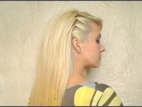 Cute Easy Party Hairstyle For Medium Hair No Heat Elegant Everyday With Best And Newest Medium Hairstyles For Night Out (View 4 of 25)