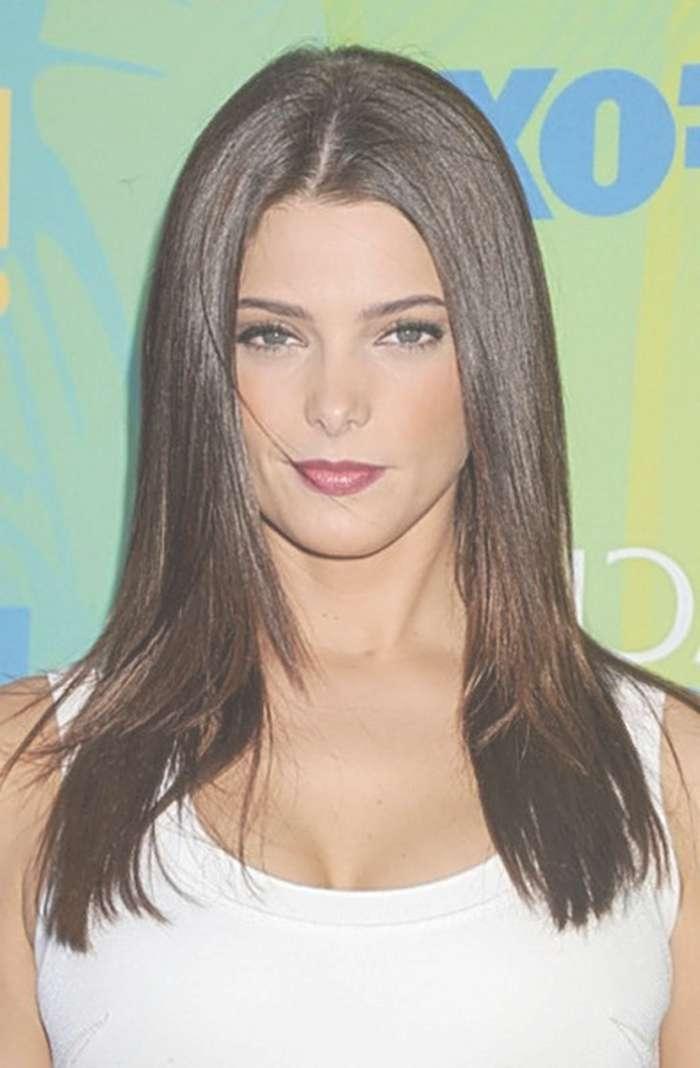Cute Haircut Styles For Medium Length Straight Hair With Regard To Newest Medium Haircuts Straight Hair (View 11 of 25)