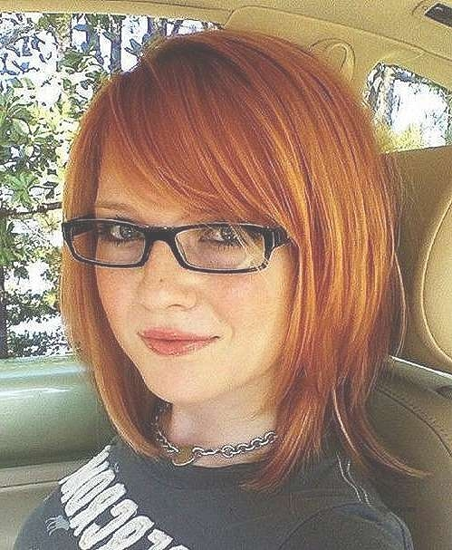 Cute Hairstyles: Elegant Cute Medium Hairstyles For Round Faces Within Most Popular Medium Haircuts For Round Faces And Glasses (View 10 of 25)
