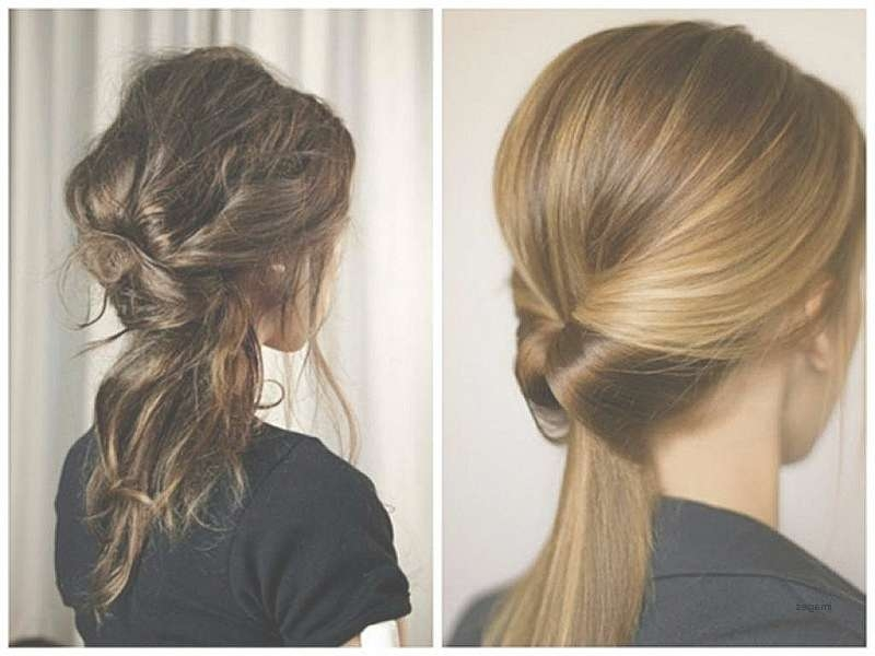 Cute Hairstyles: Fresh Cute Hairstyles With A Ponytail Cute Throughout Newest Medium Hairstyles For Work (View 7 of 15)