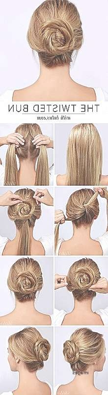 Cute Hairstyles: Inspirational Cute Updo Hairstyles For Work Cute Throughout Recent Medium Hairstyles For Work (View 10 of 15)
