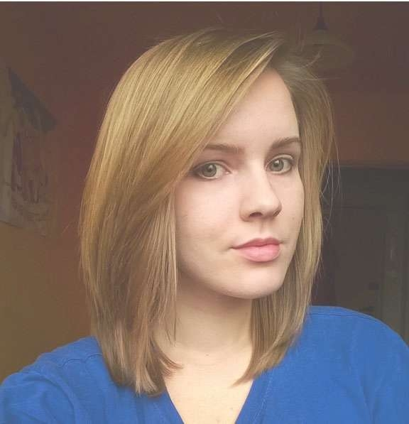 Cute Medium Bob Haircut For Straight Hair – Make Things Positive Pertaining To Bob Haircuts For Straight Hair (View 13 of 25)