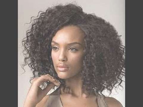 Cute Natural Hairstyles For Black Women 4C Short Medium Long Black Within Most Recently Medium Haircuts For Natural Hair Black Women (View 4 of 25)