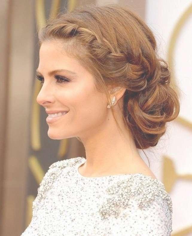 Cute Prom Hairstyles Medium Length Hair Intended For Best And Newest Medium Hairstyles For Prom (View 7 of 25)