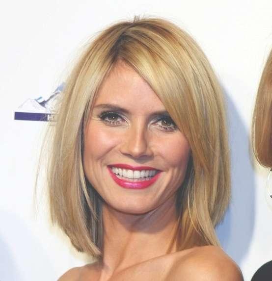 Cutest Medium Length Bob Cut Hairstyles Intended For Medium Bob Cut Hairstyles (View 13 of 25)