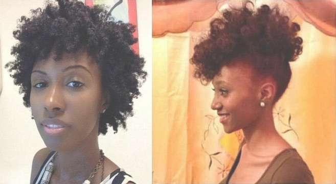 Daily Hairstyles For Natural Hairstyles For Medium Length Hair For Recent Medium Haircuts For Transitioning Hair (View 7 of 25)