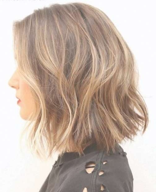 Deconstructed Bob Medium Haircuts For Fine Thin Hair 2015 – Bing In Most Recently Medium Haircuts For Fine Thin Hair (View 14 of 25)