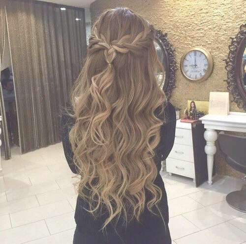 ?Pinterest ? Frenchfangirl ?   Hair   Pinterest   Hair Style Within Newest Long Ball Hairstyles (View 9 of 25)