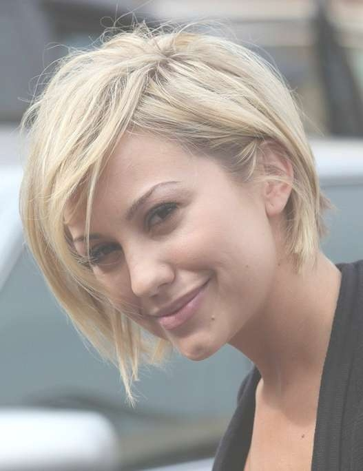 Easy Bob Hairstyles For Short Hair 2014 – Popular Haircuts Intended For Bob Haircuts For Short Hair (View 18 of 25)