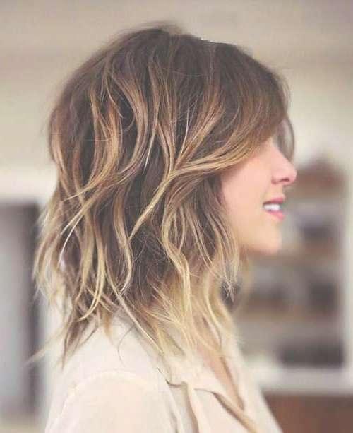 Elegant Layered Hair Styles 11 Short To Medium Layered Hairstyles With Current Medium Haircuts Layered (View 13 of 25)