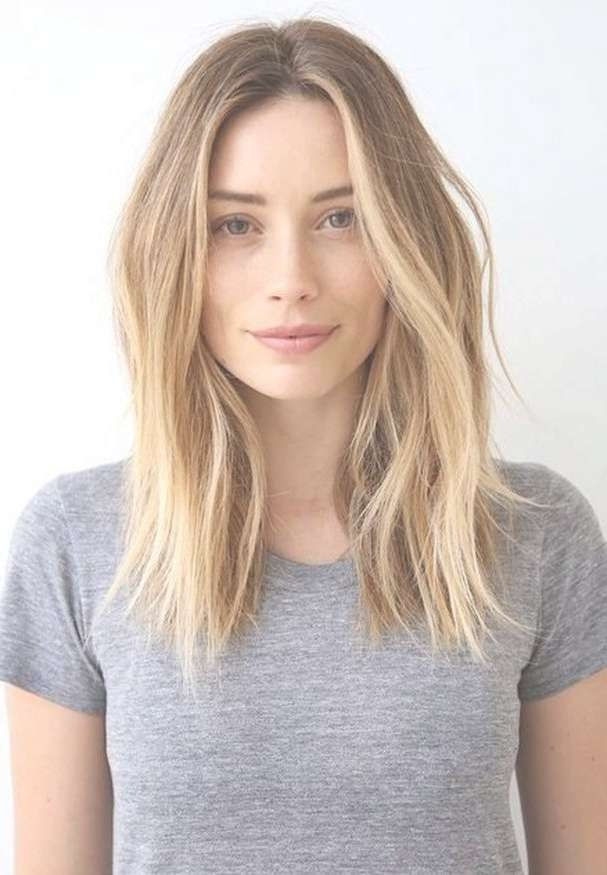 Exceptional Haircuts Thin Hair Medium Length For Most Popular Medium Haircuts To Add Volume (View 24 of 25)
