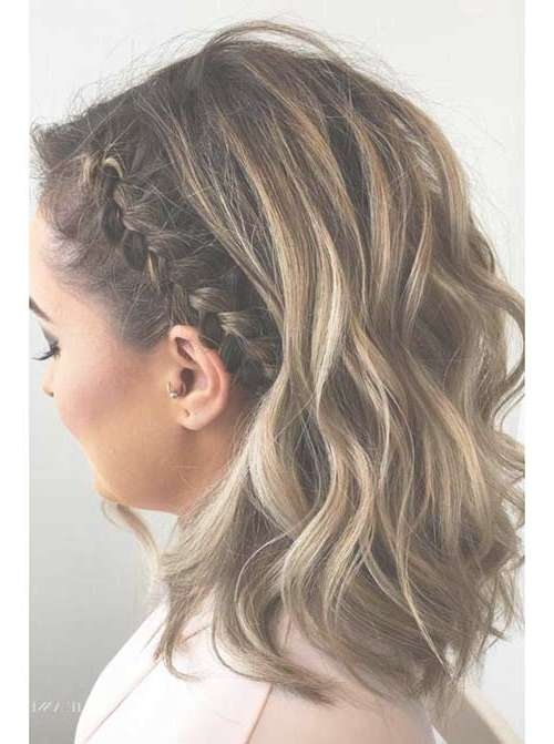 Eye Catching Updo Hairstyles For Bob Haircuts   Bob Hairstyles Regarding Bob Hair Updo (View 17 of 25)