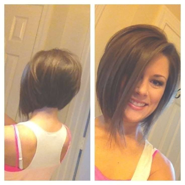 Fabulous A Line Bob Haircut For Women Age Under 30 – Hairstyles Weekly Inside Short Long Bob Hairstyles (View 16 of 25)