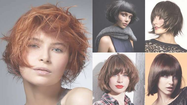 Fall 2018 Bob Haircut Ideas | Hairstyles Regarding Fall Bob Hairstyles (View 21 of 25)