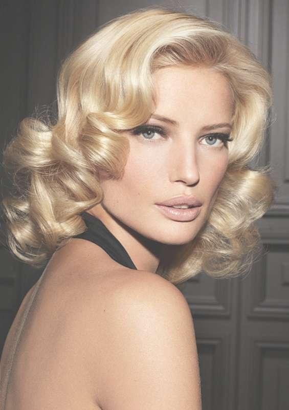 Featured Photo of 1950 Medium Hairstyles