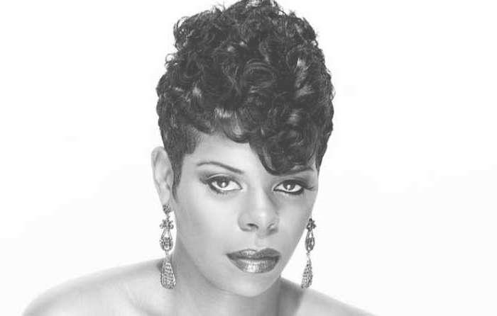 Fantastic Short Curly Mohawk Hairstyles For Black Women   Medium For Recent Mohawk Medium Hairstyles For Black Women (View 6 of 15)