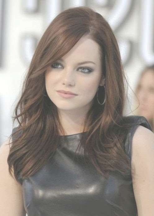 Fashion Hairstyles Loves: Medium Length Hairstyles To Suit Your Face Within Most Recent Medium Haircuts For Square Faces (View 18 of 25)