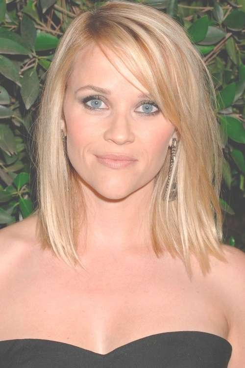 Fashionable Medium Length Fine Hair Hairstyles For Thin With Most Current Medium Hairstyles For Fine Thin Hair (View 8 of 25)