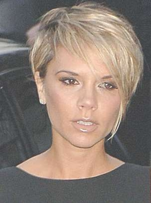 Fashionable Short Hairstyles | Best Of The Hairstyles Inside Best And Newest Medium Haircuts Kris Jenner (View 23 of 25)