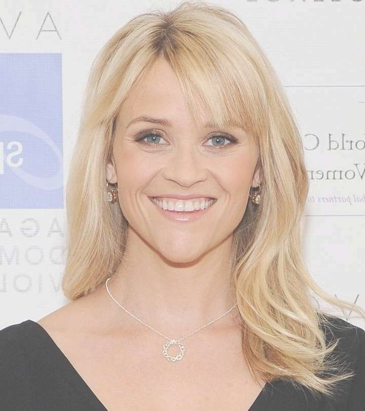 Flattering Hairstyles For Heart Shaped Face Within Most Current Heart Shaped Face Medium Hairstyles (View 17 of 25)