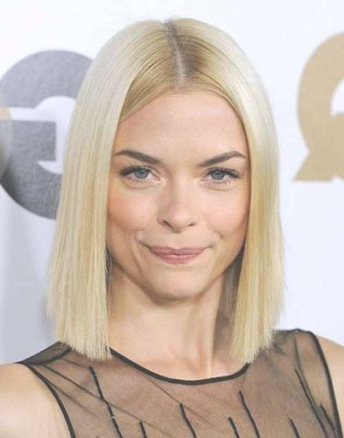 For A Different Style: Blunt Bob Haircuts   Short Hairstyles 2016 Pertaining To Blunt Bob Haircuts (View 19 of 25)