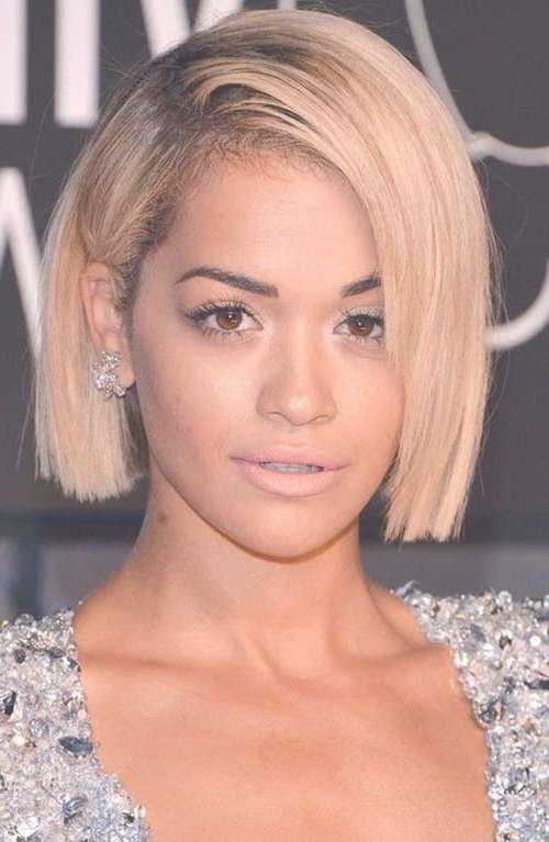 blunt cut hair style 25 the best blunt cut bob haircuts 5710